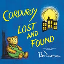 Corduroy Lost and Found by B.G. Hennessy audiobook