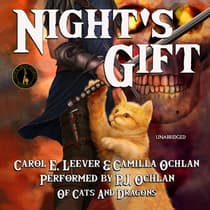 Night's Gift by Carol E. Leever audiobook