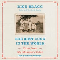 The Best Cook in the World by Rick Bragg audiobook
