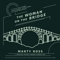The Woman on the Bridge by Marty Ross audiobook