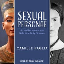 Sexual Personae by Camille Paglia audiobook