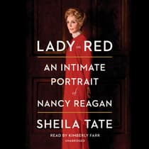 Lady in Red by Sheila Tate audiobook