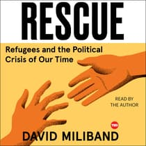 Rescue by David Miliband audiobook