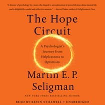 The Hope Circuit by Martin  E. P. Seligman audiobook
