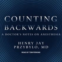 Counting Backwards by Henry Jay Przybylo audiobook