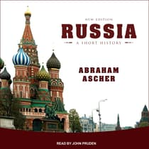Russia by Abraham Ascher audiobook