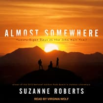 Almost Somewhere by Suzanne Roberts audiobook