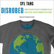 Disrobed by Syl Tang audiobook