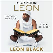 The Book of Leon by Leon Black audiobook