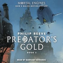 Predator's Gold by Philip Reeve audiobook