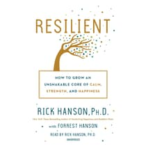 Resilient by Rick Hanson audiobook