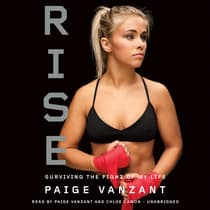 Rise by Paige VanZant audiobook