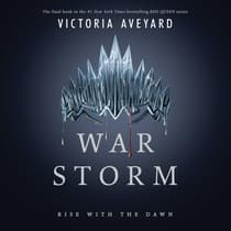War Storm by Victoria Aveyard audiobook