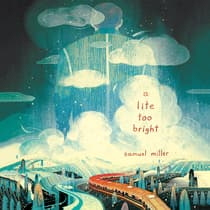 A Lite Too Bright by Samuel Miller audiobook