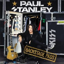 Backstage Pass by Paul Stanley audiobook