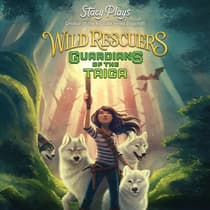 Wild Rescuers: Guardians of the Taiga by Stacy Hinojosa audiobook