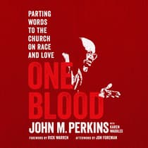 One Blood by John M. Perkins audiobook