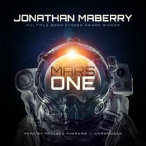 Mars One by Jonathan Maberry audiobook
