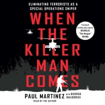 When the Killer Man Comes by Paul Martinez audiobook