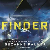 Finder by Suzanne Palmer audiobook