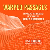 Warped Passages by Lisa Randall audiobook