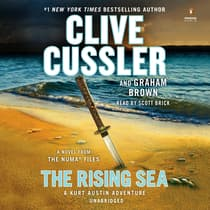 The Rising Sea by Clive Cussler audiobook