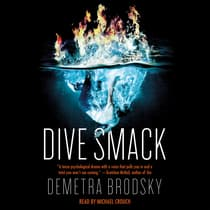 Dive Smack by Demetra Brodsky audiobook