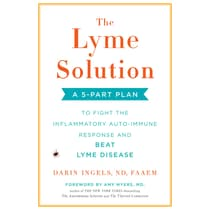The Lyme Solution by Darin Ingels audiobook