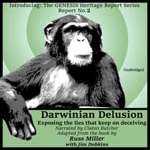 Darwinian Delusion by Russ Miller audiobook