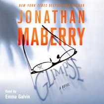 Glimpse by Jonathan Maberry audiobook