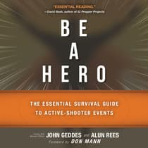 Be a Hero by John Geddes audiobook