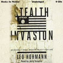 Stealth Invasion by Leo Hohmann audiobook