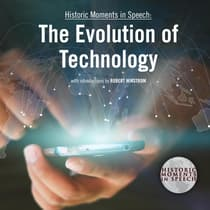The Evolution of Technology by the Speech Resource Company audiobook
