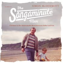 The Songaminute Man by Simon McDermott audiobook