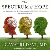 The Spectrum of Hope by Gayatri Devi audiobook