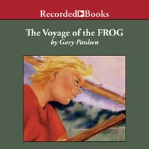 The Voyage of the Frog by Gary Paulsen audiobook