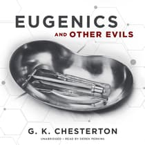 Eugenics and Other Evils by G. K. Chesterton audiobook