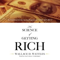 The Science of Getting Rich by Wallace D. Wattles audiobook