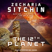 The 12th Planet by Zecharia Sitchin audiobook