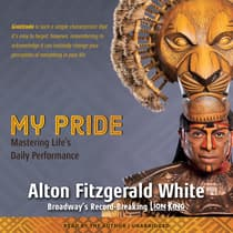 My Pride by Alton Fitzgerald White audiobook