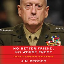 No Better Friend, No Worse Enemy by Jim Proser audiobook