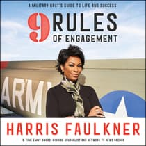 9 Rules of Engagement by Harris Faulkner audiobook
