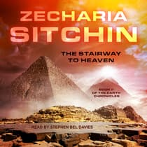 The Stairway to Heaven by Zecharia Sitchin audiobook
