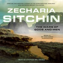 The Wars of Gods and Men by Zecharia Sitchin audiobook
