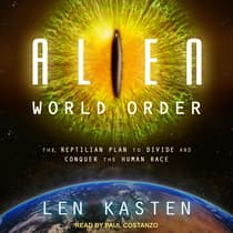 Alien World Order by Len Kasten audiobook