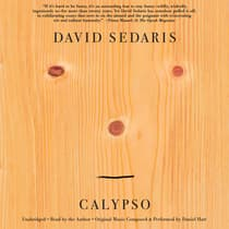 Calypso by David Sedaris audiobook