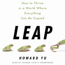 Leap by Howard Yu audiobook