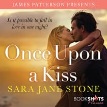 Once Upon a Kiss by Sara Jane Stone audiobook
