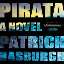 Pirata by Patrick Hasburgh audiobook