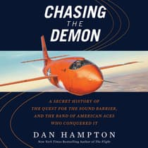 Chasing the Demon by Dan Hampton audiobook